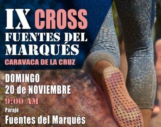 Este domingo 20 arranca el Cross en Caravaca