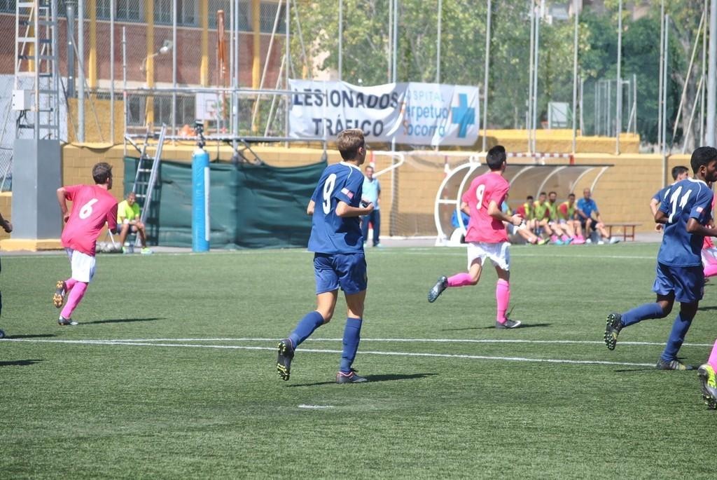 Cartagena yecla y cabezo de torres ciudad jard n ltima for Polideportivo ciudad jardin