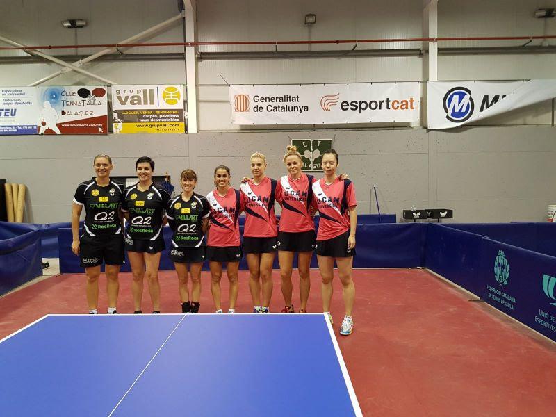 Cr nica de la quinta jornada de la superdivisi n femenina de tenis de mesa polideportivo - Piscina cubierta linares ...