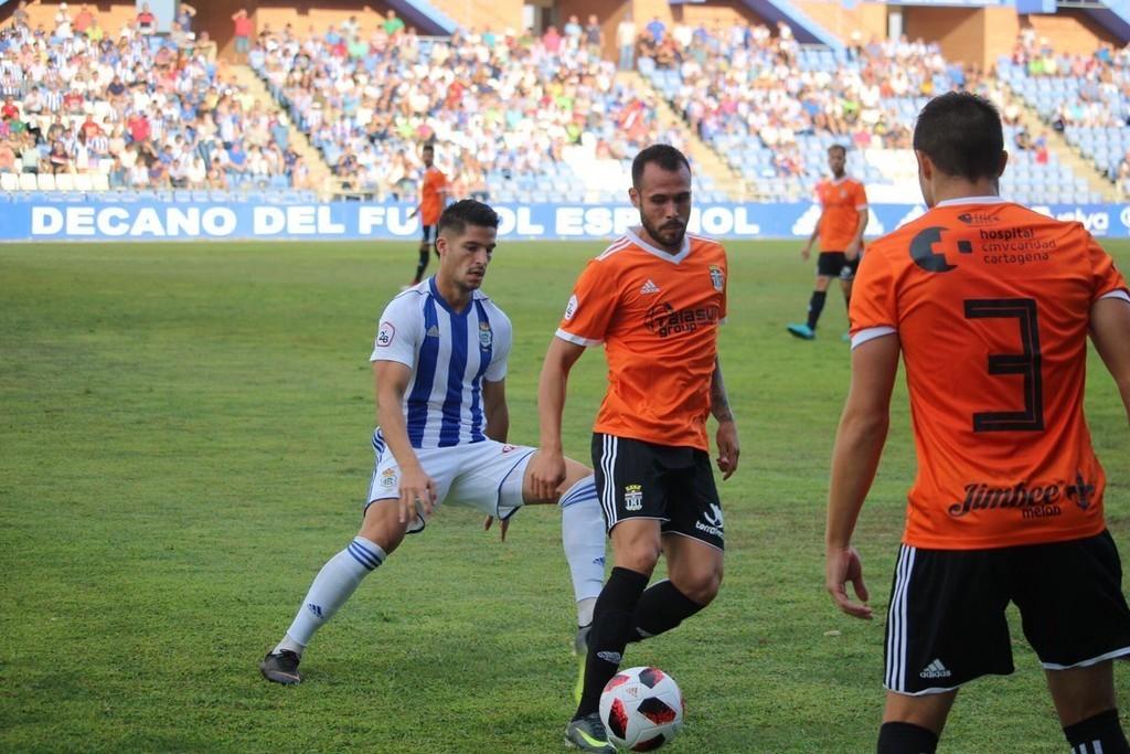 1031d27c13860 El Cartagena sigue sin ganar en Liga (0-0) - FC Cartagena ...