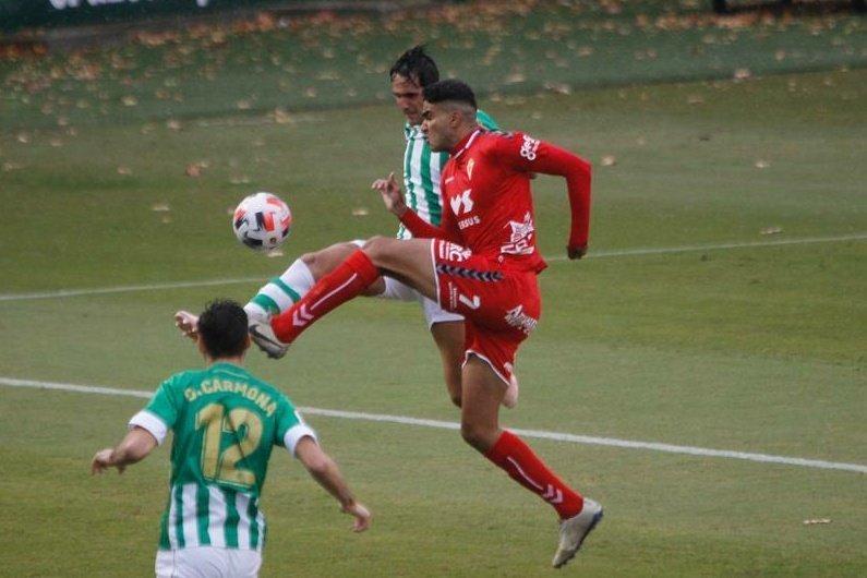 El Real Murcia deja escapar tres puntos // FOTO: Real Murcia